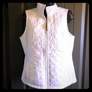 Fila Sport White Vest Women's Med
